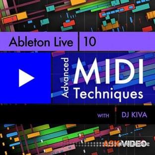 Ask Video Ableton Live 202 Advanced MIDI Techniques