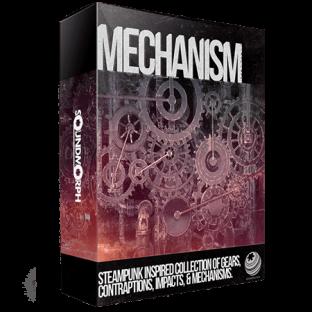 SoundMorph Mechanism