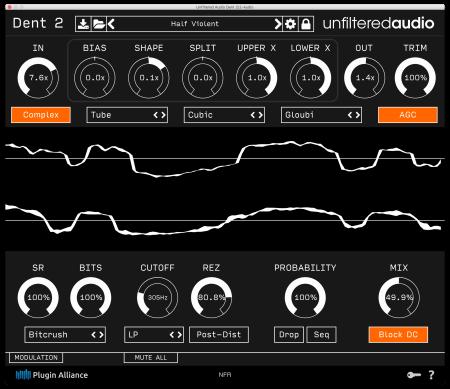 Plugin Alliance Unfiltered Audio Indent 2