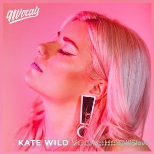 91Vocals Kate Wild Vocal Hooks