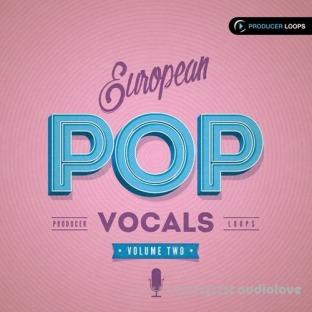 Producer Loops European Pop Vocals Vol.2