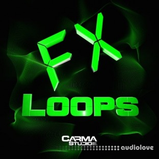 Carma Studio FX Loops Vol.1