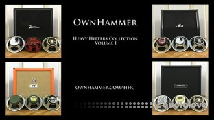 OwnHammer Impulse Response Libraries Heavy Hitters Collection Vol I