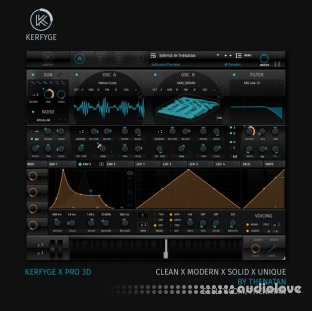 Thenatan Kerfyge Audio Pro Skin 3D