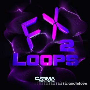 Carma Studio FX Loops Vol.2