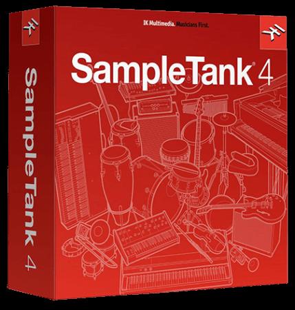 IK Multimedia SampleTank 4