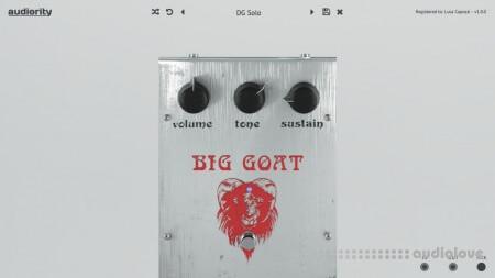 Audiority Big Goat