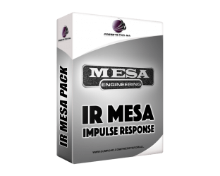 Presets For All IR MESA Guitar Impulse Response Pack