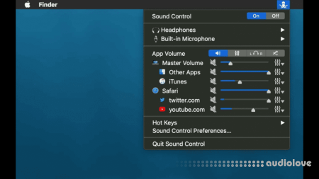 Static Sound Control