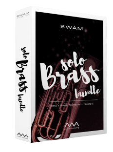 Audio Modeling SWAM Solo Brass Bundle