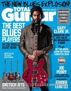 Total Guitar - April 2020