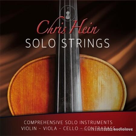 Best Service Chris Hein Solo Strings Complete KONTAKT