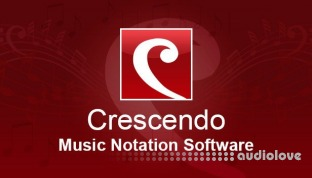 NCH Crescendo Masters Music Notation Software
