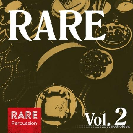 RARE Percussion RARE Vol.2