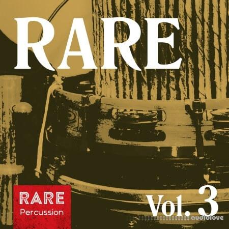 RARE Percussion RARE Vol.3
