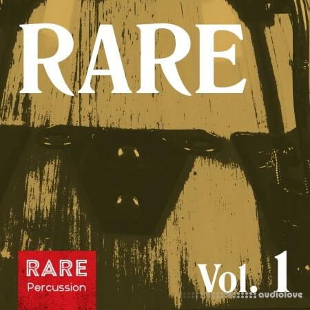RARE Percussion RARE Vol.1