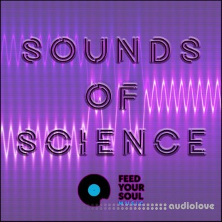 Feed Your Soul Music Sounds of Science Vol.1 Magnets