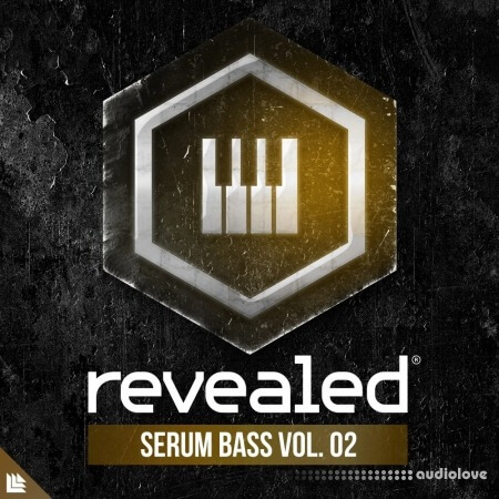 Revealed Recordings Revealed Serum Bass Vol.2