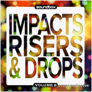 Soundbox Impacts, Risers and Drops 6
