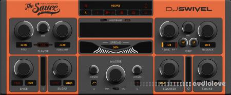 DJ Swivel The Sauce v1.2.1 WiN MacOSX