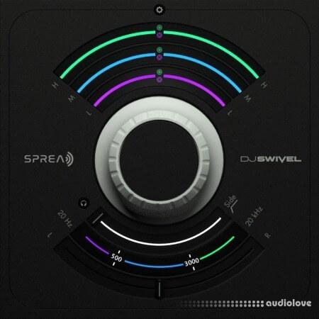 DJ Swivel Spread v1.1.0 / v1.0.1 WiN MacOSX