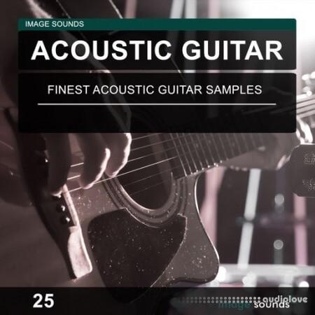 Image Sounds Acoustic Guitar 25