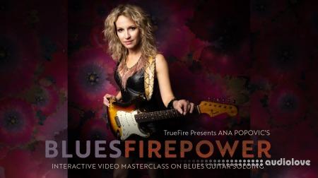Truefire Ana Popovic Blues Firepower