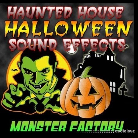 Monster Factory Haunted House Halloween Sound Effects