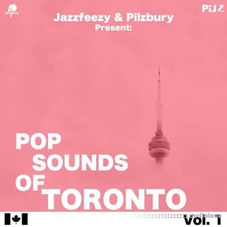 Jazzfeezy and Pilzbury Present Pop Sounds Of Toronto Vol.1