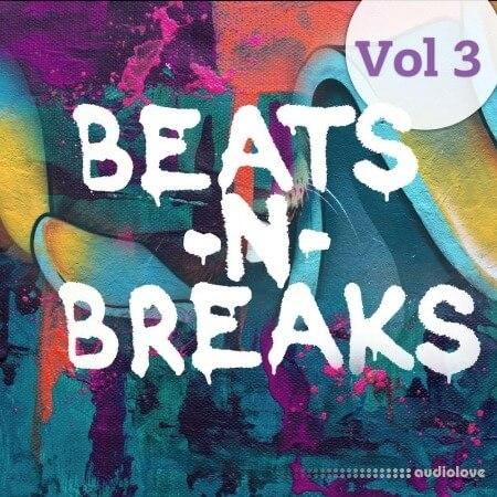 DrumDrops Beats and Breaks 3 Loops Pack