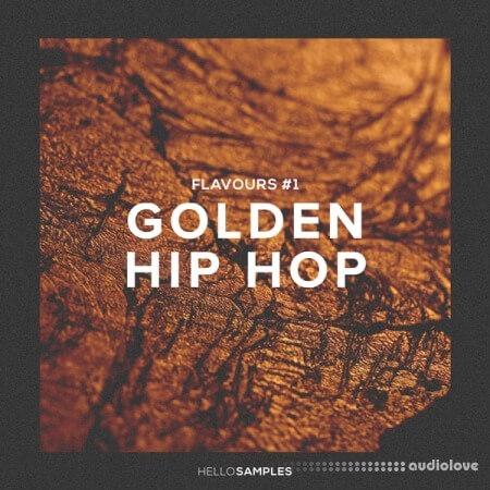 Hello Samples Flavours 1 Golden Hip Hop