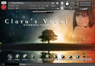 Findasound Clara's Vocal
