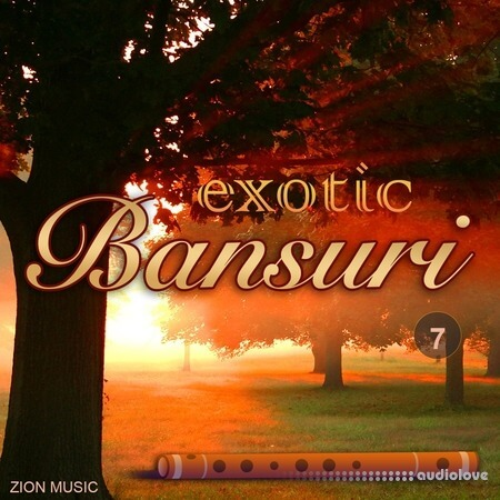 Zion Music Exotic Bansuri Vol.7