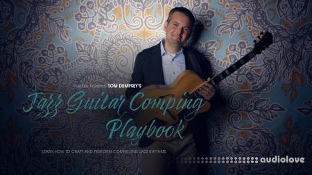 Truefire Tom Dempsey Jazz Guitar Comping Book