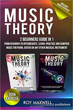Music Theory: 2 Manuscripts in 1
