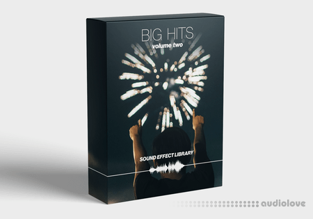 FCPX Full Access Big Hits (vol.2) SFX Library