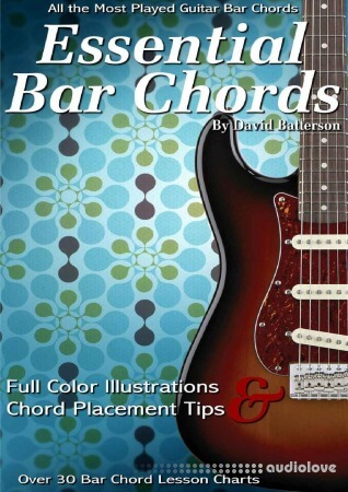 Essential Barre Chords & Power Chord Lessons: 35 Bar Chord & Power Chord Lessons