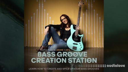 Truefire Ariane Cap Bass Groove Creation Station