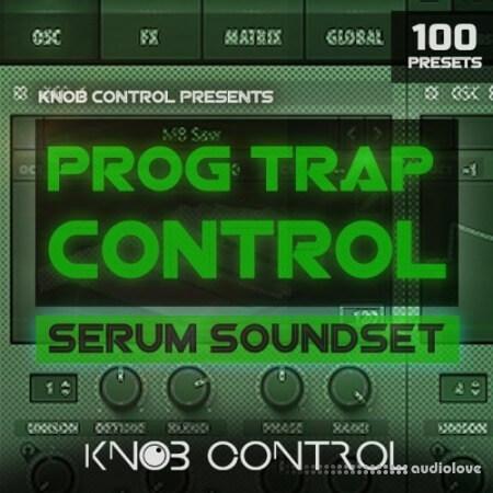 Knob Control Prog Trap Control
