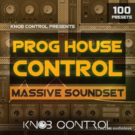 Knob Control Prog House Control