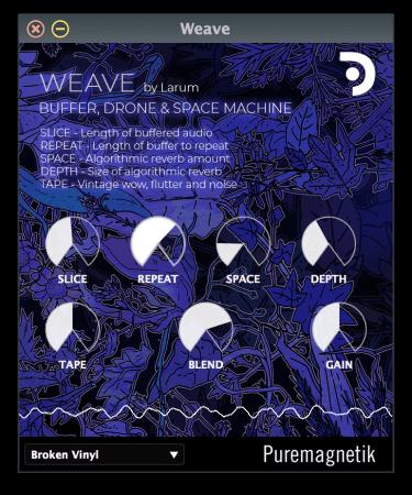 Puremagnetik Weave
