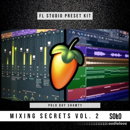 Polo Boy Shawty Mixing Secrets Vol.2 (Fl Preset Kit)