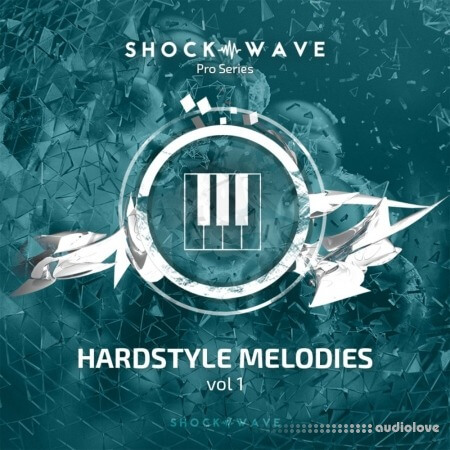 Shockwave Pro Series Hardstyle Melodies Vol.1