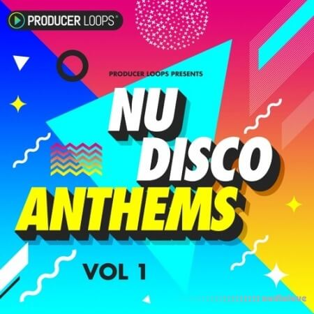 Producer Loops Nu-Disco Anthems Vol.1