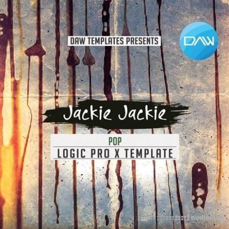 DAW Templates Jackie Jackie Logic Pro X Template