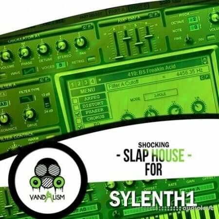 Vandalism Shocking Slap House For Sylenth1