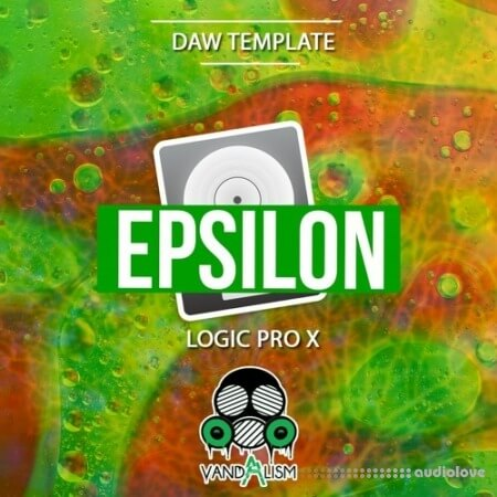 Vandalism Logic Pro X: Epsilon