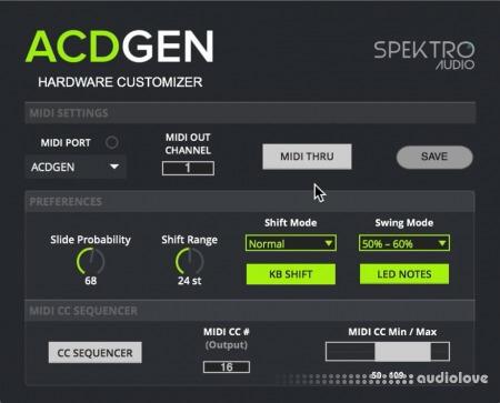 Spektro Audio ACDGEN