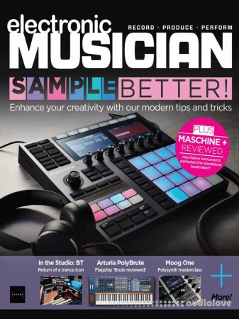 Electronic Musician – January 2021