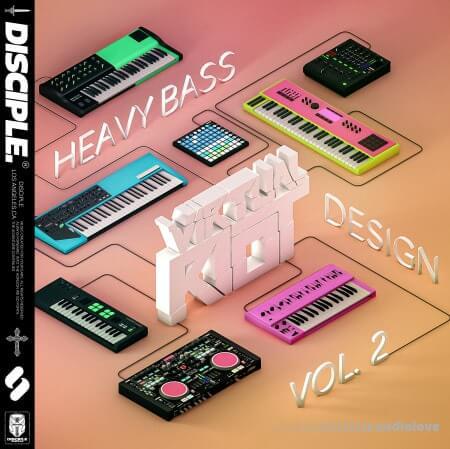 Disciple Samples Virtual Riot Heavy Bass Design Vol.2